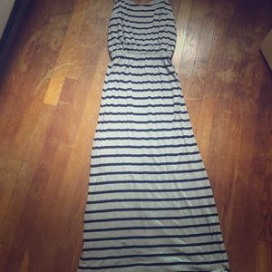 GAP maxi dress. Very comfortable